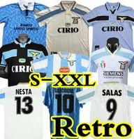 1999 2000 2001 Lazio Retro Jerseys Klose 11 Sergej 91 92 98 99 كرة القدم جيرسي نيستا 13 الصفحة الرئيسية ماجليتا دا كاسليتور