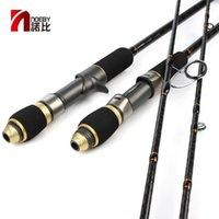 Nonsuch Rod de pescar Spinning / Casting Jigging lento 1.83m 1.96m 2 Sección M ml Power Fuji Reel Guía Guía de asiento Barras de barco