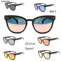 Große Rahmen dünne Holzrahmen Sonnenbrille Augenschutz Unisex-Sonnenbrille Vintage schöne stilvolle hochwertige angenehme Gläser