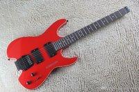 Topkwaliteit Steinberger Headless Active Pickups Electric Guitar Black Color Gitaar