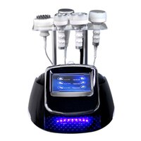 Mais novo Multi Função Emagrecimento Máquina Corporal Face Lift 80K Cavitação Ultrassônica 5D Instrumento de Escultura RF Vácuo Gordura Perda de Beleza Perda