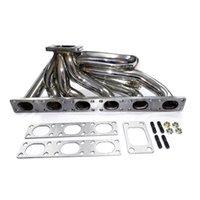 304 Sytem de escape de acero inoxidable para BMW T3 / T4 Turbo MANIFOLD E30 E34 24V M50 / M52 / S50 / S52