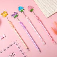 Penna Ins Fairy Fruit Dant Studente Lovely Office Signature Acqua Apprendimento strumento di scrittura Neutro