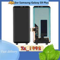 "Pannelli touch del telefono cellulare 6.2 ""Super Quality Original per Samsung Galaxy S9 Plus G965 LCD Display schermo Digitizer Digitizer Assembly"