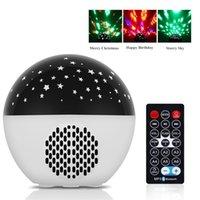 Projetor Starry Night Light Projetores Lâmpadas Bluetooth Speakers e Rhythm Flash Adequado para Christmas Festas de Halloween Aniversários Dancing DJ Bars Club
