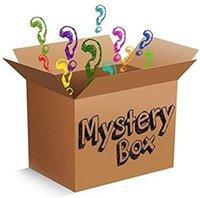 행운의 상자 당신 자신이나 아들, 아버지, 남자 친구에게 주어진 신비한 선물 파티 미스터리 상자 제품, 휴일 밤