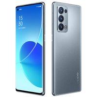 "Original Oppo Reno 6 Pro + Plus 5G Mobiltelefon 8 GB RAM 128GB ROM Snapdragon 870 Octa Core 50MP HDR NFC 4500mAh Android 6.55 ""Full Screen Fingerabdruck ID Gesicht Smart Mobiltelefon"
