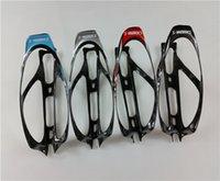 Garrafa de água de carbono Mountain Bike Cage Bycling Garrafa Suporte de Fibra Carbono Material Ultra Light 16 Modelos