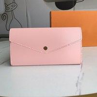 Moda luxurys diseñadores billeteras bolsas 2021 monederos casuales bolsos de negocios Vintage Lady Portable Pequeño Bolso cosmético