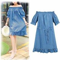 Moda de verão mulheres vestido festa senhoras bainha floral manga curta sexy uma ombro oversize mini saia