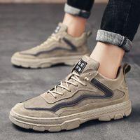 여름 실행 신발 새로운 따뜻한 패션 캐주얼 망 신발 블루 스니커즈 축구 신발