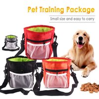 1Pc Portable Oxford Cloth Pet Training Package Snack Bag Foldable Dog Cat Carrier Wear Resistance Waist Car Seat Covers