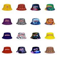 Backwoods Buckets 17design Outdoor Woman Leisure Travel Sun Hat Sport Fisherman Cap Men Visor Casquettes Bucket Caps Solid Color Patc jllXgg