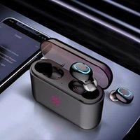Luxurys Wirless Earphone Desinges earphones Chip Transparency Metal Rename GPS Wireless Charging In-Ear Detection For Cell Phone Bluetooth Headphones Generation