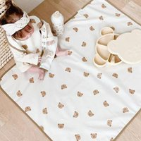 السجاد ins الطفل تغيير الوسادة للماء قابل للغسل البول واقية فراش الدب واقية من السرير ورقة السرير