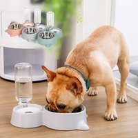 feeders fountain automatic water feeding pet supplies wholesale spot cat and dog bowl