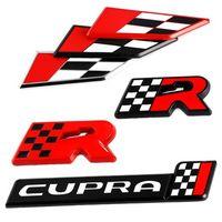 자동차 스티커 그릴 좌석에 대 한 엠블럼 Alhambra Altea Arona Arosa Ateca Cordoba R Cupra Exeo Biza Leon Mii Tarraco Toledo Fiat