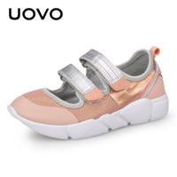 Summer Girls leggero Peso morbido Sport Suola Sole Ballerina Dress Shoes per bambini piccoli EUR # 25-37