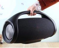 Altoparlanti Bluetooth all'aperto Boombox IPX7 Impermeabile wireless 3D Hifi Bass Handsfree Portable Music Sound Stereo subwoofer con scatola al minuto