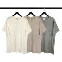 2021 20SS T-shirts FOG Oversize Tee for Men Women Brand Collaboration Designer T Shirt Casual Jersey tees Hip Hop Skateboard_JS_yh
