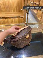 Designers luxurys Women Men Bumbag Cross Body Shoulder Bag Waist Bags Temperament Bumbag Cross Fanny Pack Bum Waist B