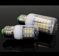 10PCS E27 LED 전구 220V E14 옥수수 램프 3W 5W 7W 9W 12W 15W GU10 Lampada 전구 G9 라이트 B22 샹들리에 조명 240V