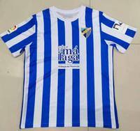 2021 2022 Málaga CF Soccer Jerseys 21 22 Malaga Home Third Shirt S-2XL