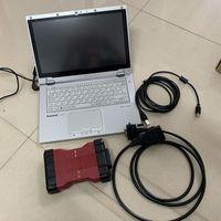 IDS VCM II POUR FOR-D / MAZ-DA 2 en 1 Logiciel de diagnostic installé bien CF-AX2 I5 Ordinateur portable 480 Go Mini SSD Exécuter rapidement