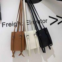 Bag new fashion tassel strap mobile phone single shoulder slung women bag