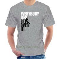 Molla Casual T Shirt Ognuno giace Dr House T-shirt superamento IT T-shirt T-shirt da uomo Manica corta Top Adult Tees @ 083123 Uomo