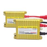 2PCS HID Xenon Ballast Conversion kit Replacement AC 12V Digital Electronic Control H1 H3 H7 H8 H9 H11 9005 9006 H4 Headlight