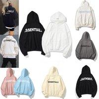 11 colors high quality Mens luxury hoodies Leisure fashion trends essentials women designer men tracksuit