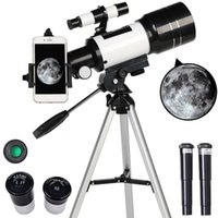 Visionking Refraction Astronomical Telescope With Portable Tripod Sky Monocular Telescopio Space Observation Scope Outdoor 210319