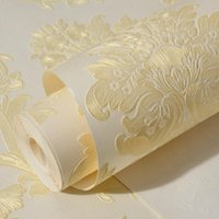 Exquisite Embossed Wallpaper Home Decoration Bedroom Living Room Modern Self Adhesive Contact Paper Wallpapers