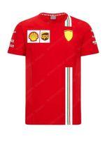 2021 para AMG MOTORSPORT F1 Equipo Camiseta Camisetas de manga corta Motorbike Motocross MX Dirt Bike Ciclismo Camiseta Jersey X0523