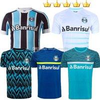 2021-22 Gremio 2021 2022 Jerseys de football 21 22 Geromel Luan Kannemann Miller Knemers Kits Kits Football Chemises Camisetas de Futbol