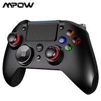 Mpow PC263 Wireless Game Controller PS4 PS3 Upgraded Joystick Gamepad Multiple Trigger Vibration for Mobile Phone PC TV Box
