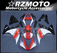 Enjeksiyon Kalıp YENI ABS Bütün Yüzlerce Kitleri Yamaha YZF-R1 2013 2013 Için Fit 2013 R1 13 14 Kodu Set Kırmızı Beyaz Siyah