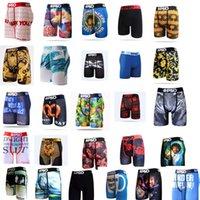 Sous-vêtements pour hommes PSD Boxer confortable hommes sous-vêtements Boxers haute qualité rapide Sous-vêtements sèches Taille américaine S-XL