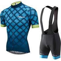 Гоночные наборы Phtxolue Pro Men Cycling одежда набор одежды Джерси велосипедная одежда гора дышащая анти-уклон MTB велосипедная одежда рубашка