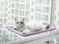 Cat Beds suction cup hammock removable and washable pet nest, hanging windows for all seasons