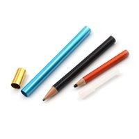 1 مجموعة عن قرب وسيلة للتحايل الدعائم اللعب مضحك الحيل السحرية القلم تختفي الرصاص قلم تخفيض الحيل السحرية