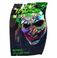 Joker Mylar Bag-Zipper-Taschen-Paket
