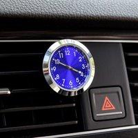 Desk Table Clocks Auto Ornament Automotive Orologio Auto Guarda Automobili Decorazione interna Ornamenti Accessori Accessori È possibile aggiungere profumo