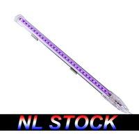UV Işıkları Boya ve Floresan Lambalar 9 W Siyah Aydınlatma Ultra Menekşe LED Taşkın Işık, Dans Partisi, Blacklight, Balıkçılık, Kür, Vücut ABD NL Avrupa