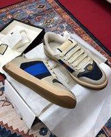 40٪ خصم أعلى العلامة التجارية النحل الأحذية عارضة للشبان الرجال أزياء الكلاسيكية ايس مصممي الفم الرصيف حذاء رياضة قيعان أحمر دروبشيب مصنع زائد الحجم 48 للبيع على الانترنت