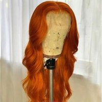 Lace Wigs 13x4 Wave Front Seductive Virgin 100% Brazilian Human Hair For Black Woman Light Gray White Blonde