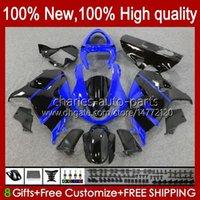Caregenti OEM per Suzuki Srad TL-1000 TL 1000 R TL1000R TL-1000R 98-03 Bodywork 19HC.32 TL1000 R 98 99 00 01 02 03 TL 1000R 1998 1999 2000 2000 2002 2003 Body Kit Blue Factory