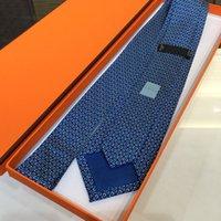 디자인 남성 넥타이 남성 넥타이 패션 넥 넥타이 돼지 코 인쇄 Luxurys 디자이너 비즈니스 갈비 목걸이 Corbata Cravattino