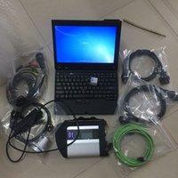 MB STAR Diagnostic C4 avec le plus récent logiciel V2021-03 SSD 360 Go avec ordinateur portable d'occasion X201T I7 4G Prêt à travailler